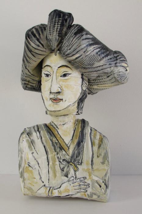 Уэмура Сёэн — японская художница. Автор: Allan Rubin.