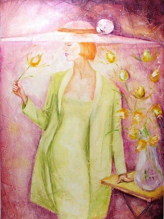Жёлтые цветы. Автор: Alvydas Sapoka.