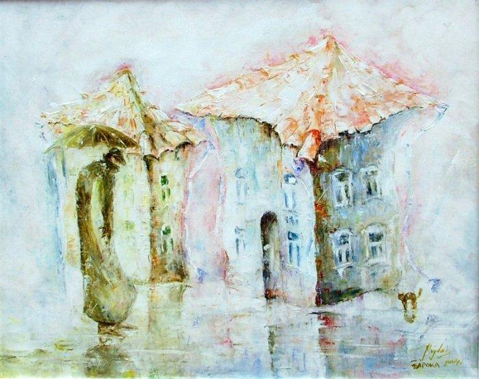 Сказочный дождь. Автор: Alvydas Sapoka.