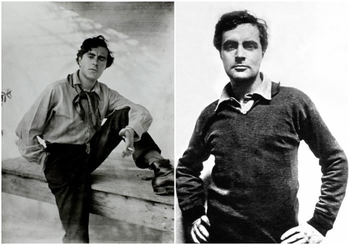 Амедео Модильяни в молодости. \ Фото: google.com.