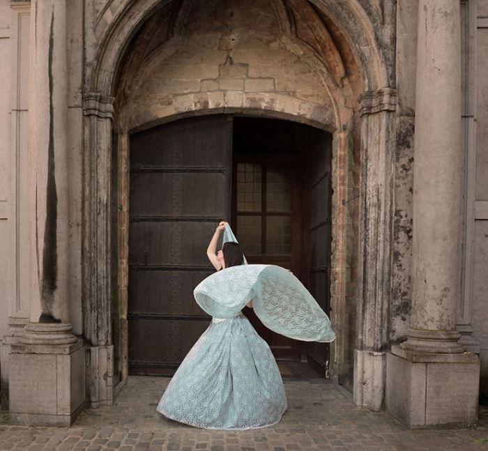 Волшебные работы Амели Бёртон (Amelie Berton).
