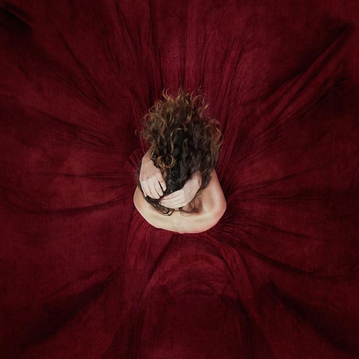 Яркие работы Амели Бёртон (Amelie Berton).