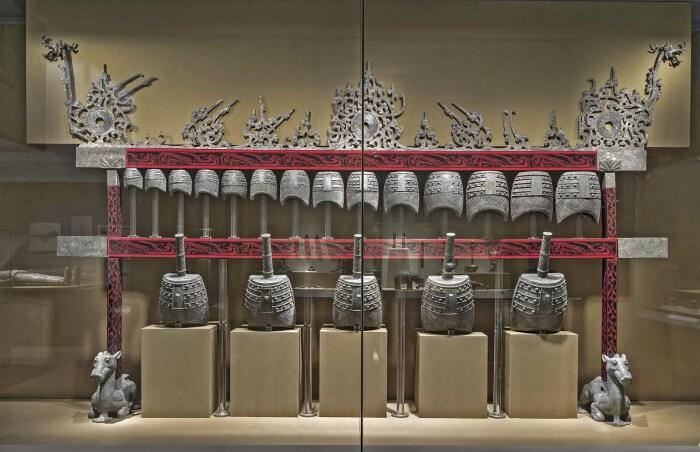 Древнекитайский музыкальный инструмент бяньчжун. \ Фото: sfstation.com.
