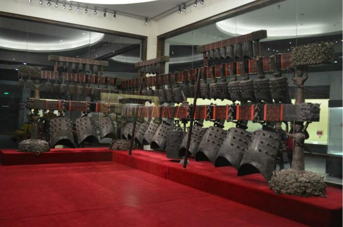 Китайские колокола. \ Фото: gutx.com.tr.