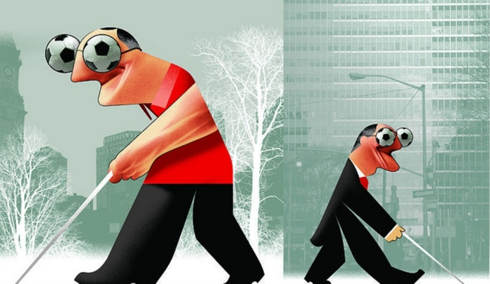 Виртуальная реальность. Автор: Andre Carrilho.