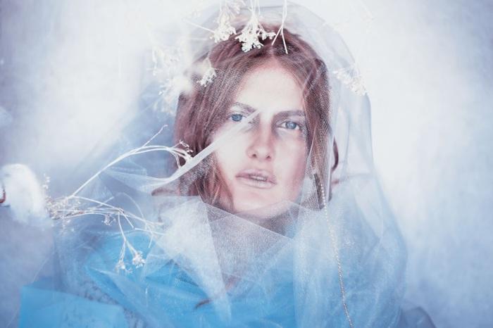 Королева холода. Автор: Andreea Zamfirescu.