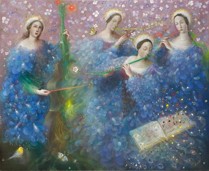 Песня о Богине Природы. Автор: Анелия Павлова.