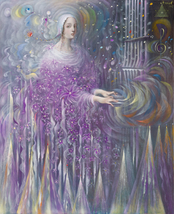 Поэзия III - Религия. Автор: Анелия Павлова.