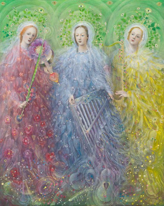 Три голоса. Автор: Анелия Павлова.