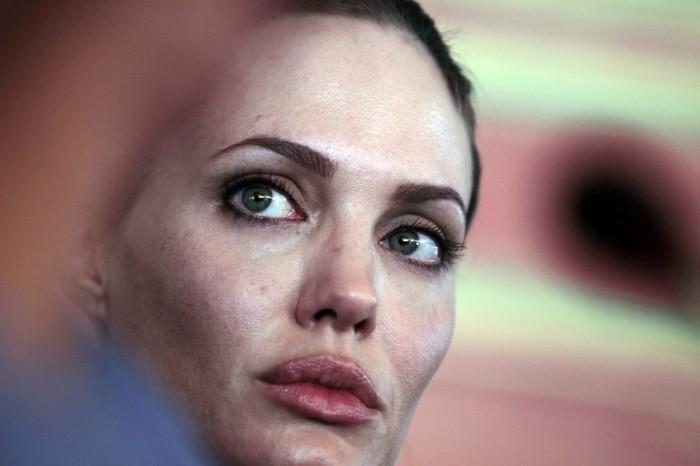 Голливудская красотка без макияжа. / Фото: google.com.