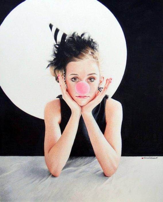 Творчество Анны Хаммер (Anna Hammer).