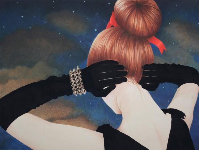 Красочные работы Анны Хаммер (Anna Hammer).