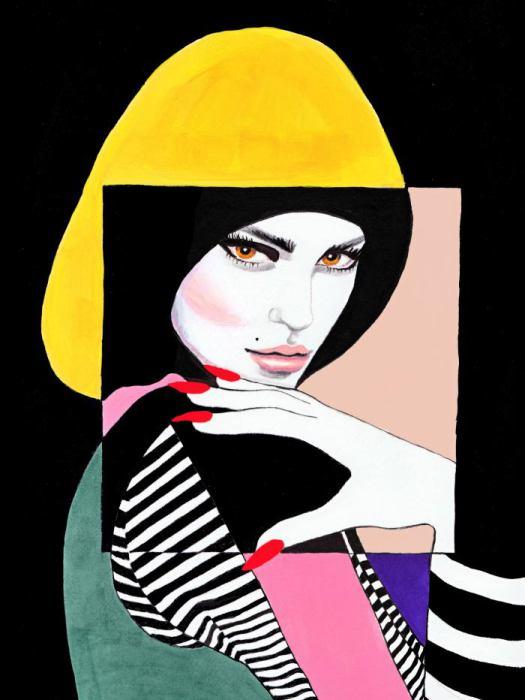 Иллюстрации Анны Хаммер (Anna Hammer).