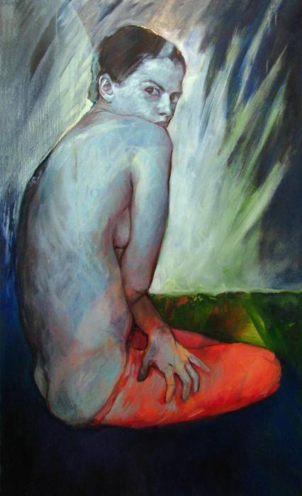 Боязнь потерять себя. Автор: Anna Taut.