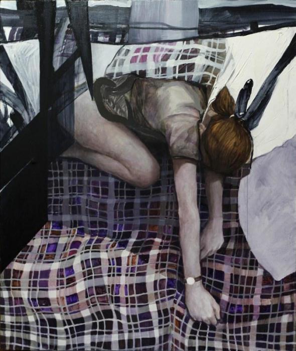 Раскаяние. Автор: Anna Taut.