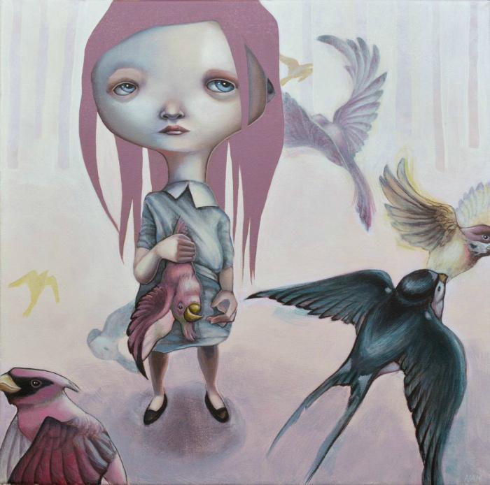 (Уничтожение) непрерывно выполнено. Автор: Anne Angelshaug.