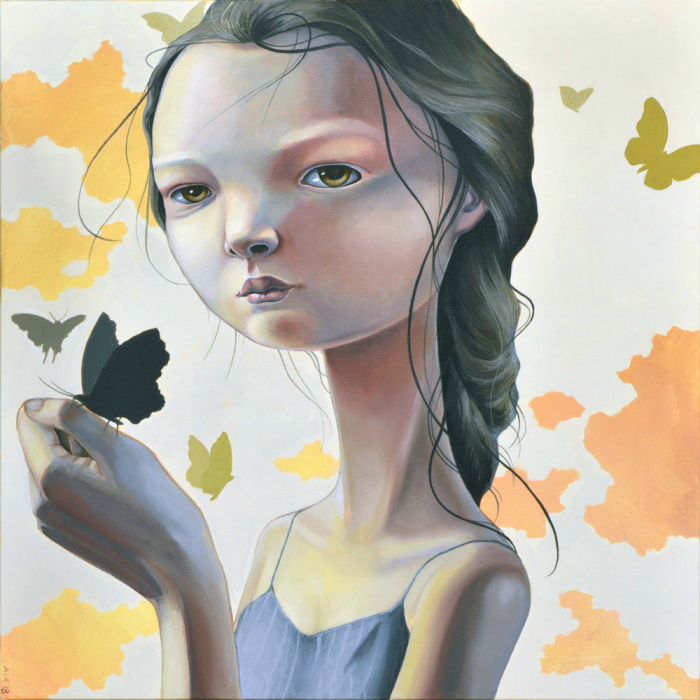 Стелла в игре. Автор: Anne Angelshaug.