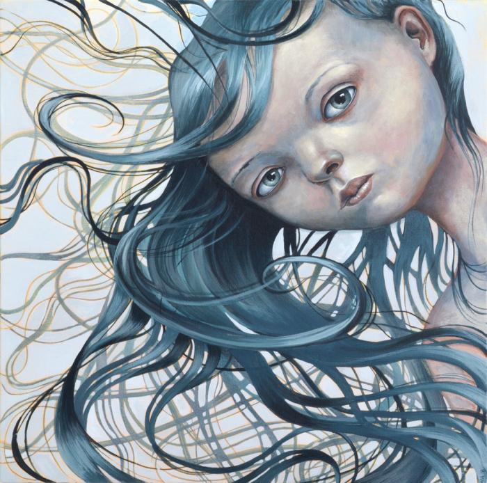 Оливия верит. Автор: Anne Angelshaug.