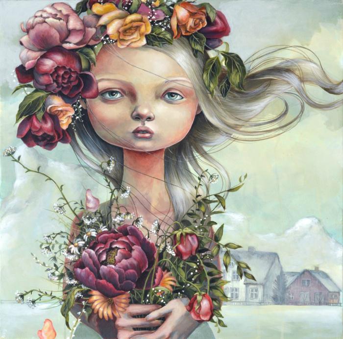 Твоя майская надежда. Автор: Anne Angelshaug.