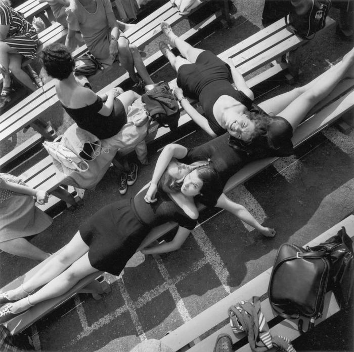Фестиваль песни и танца, 1975 год. Автор: Antanas Sutkus.