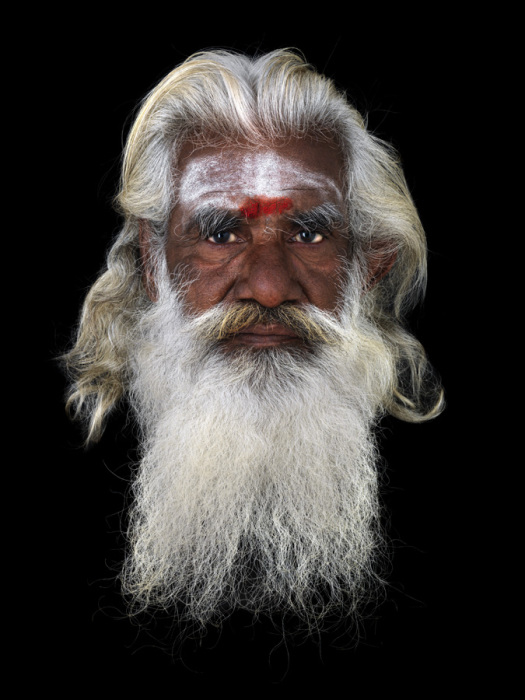 Маримузу (Marimuthu), Индия.Автор фото: Антуан Шнек (Antoine Schneck).