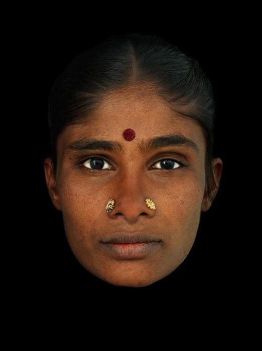 Раджамма (Rajamma), Индия. Автор фото: Антуан Шнек (Antoine Schneck).