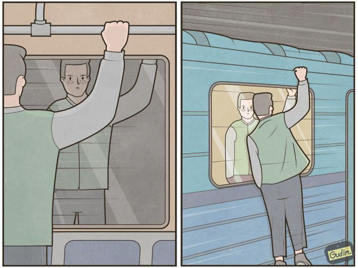 Поездка. Автор: Антон Гудим.