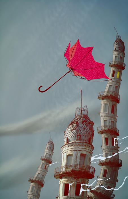 Ветер. Автор: Anton Marrast.