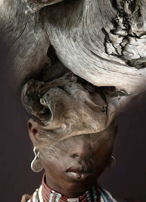 Древесный дух. Автор: Antonio Mora.