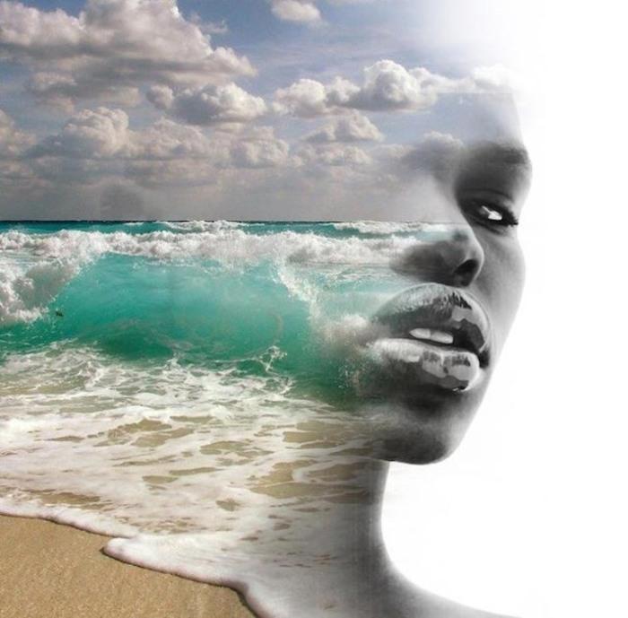 Морское побережье. Автор: Antonio Mora.