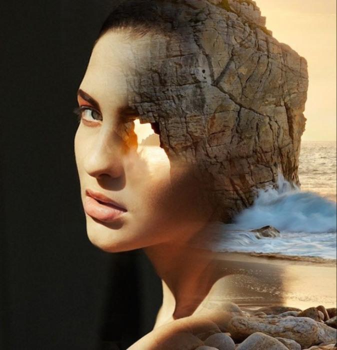 Морской прибой. Автор: Antonio Mora.