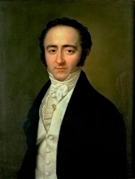 Портрет Франца Ксавера Моцарта. \ Фото: enter.news.