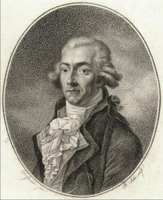 Портрет Франческо Бенуччи. \ Фото: twitter.com.