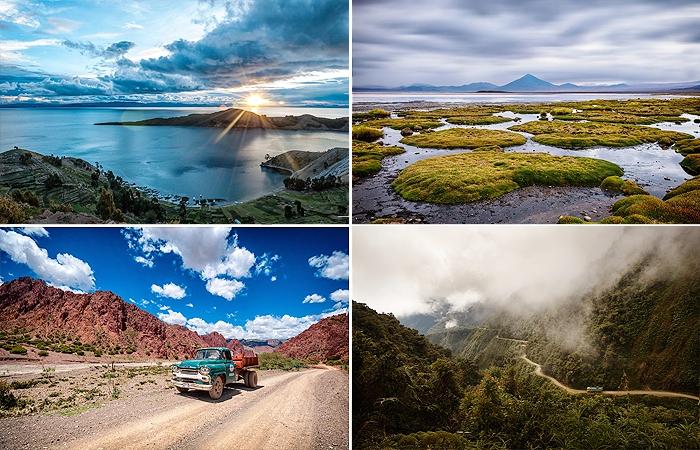 Путешествие по Боливии. Автор фото Antony Harrison.