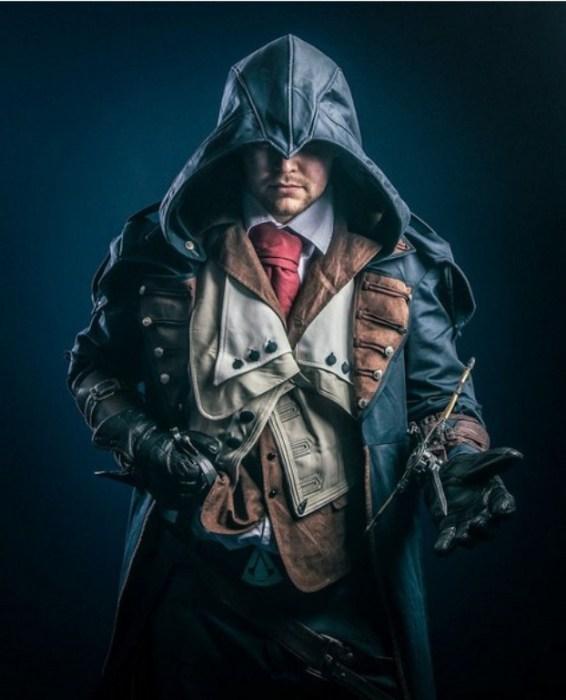 Assassins Creed (Кредо Ассасина). Автор работы: фотохудожник Антти Карппинен (Antti Karppinen).