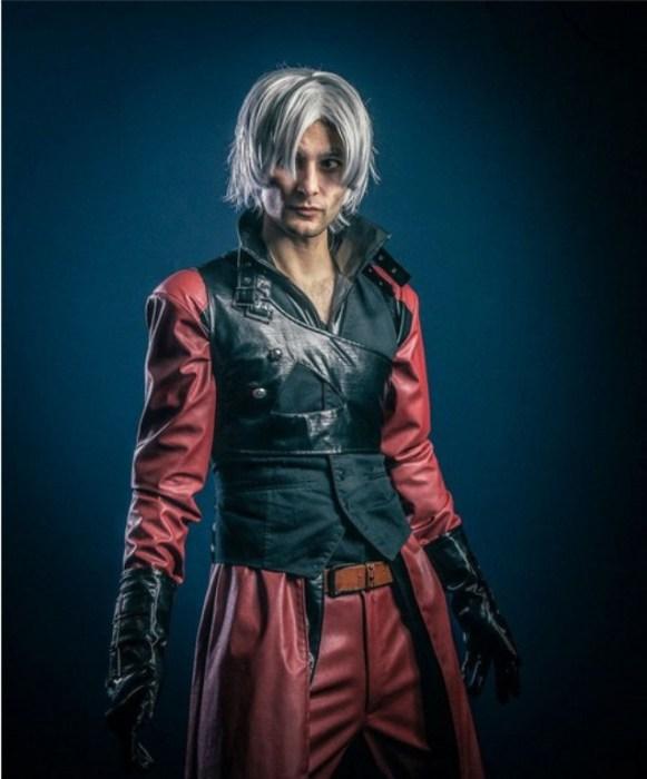 Dante (Данте) — вымышленный персонаж, протагонист серии видеоигр Devil May Cry от японской компании Capcom.