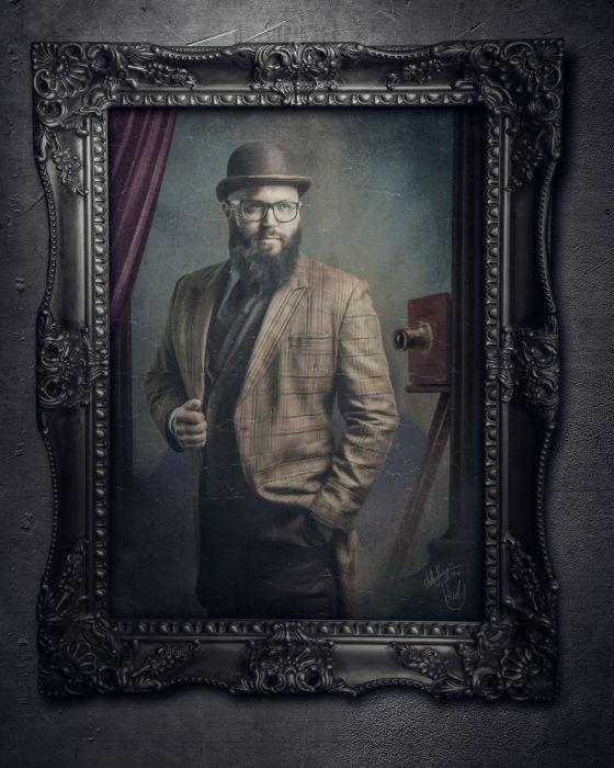 Оуэн Матиас, Фотограф. Автор работы: фотохудожник Антти Карппинен (Antti Karppinen).