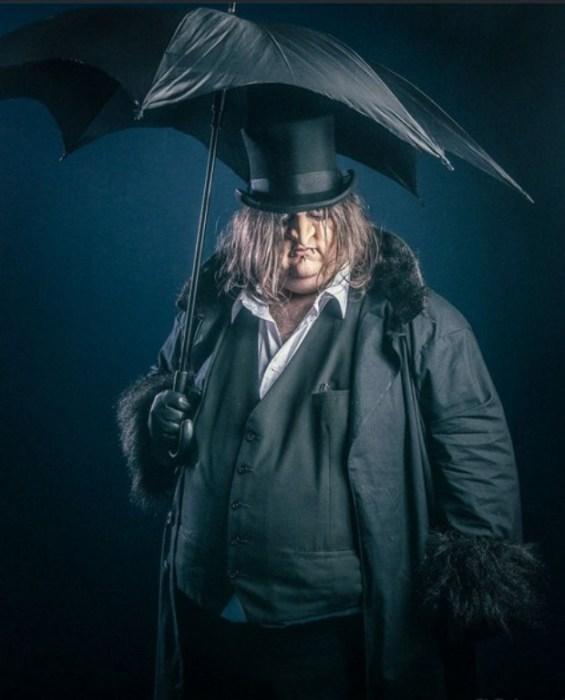 Penguin (Пингвин). Автор работы: фотохудожник Антти Карппинен (Antti Karppinen).