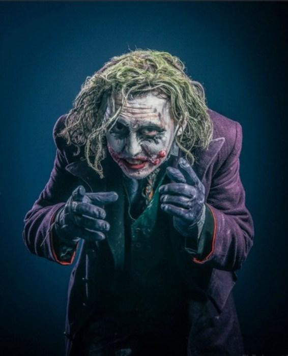 Joker (Джокер). Автор работы: фотохудожник Антти Карппинен (Antti Karppinen).