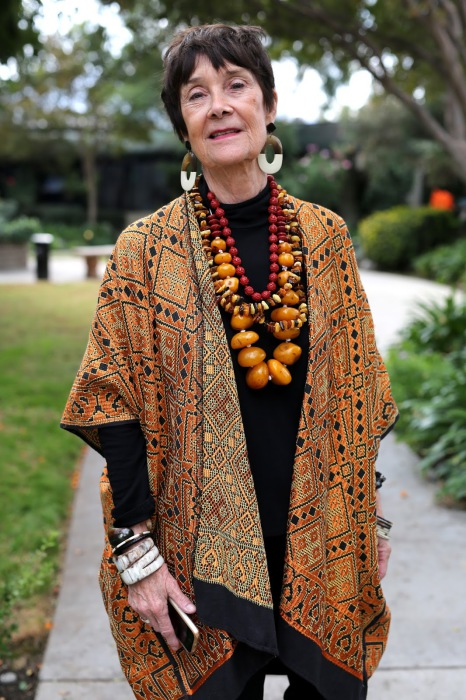 Стильная дама. Автор фото:  Ари Сет Коэн (Ari Seth Cohen).