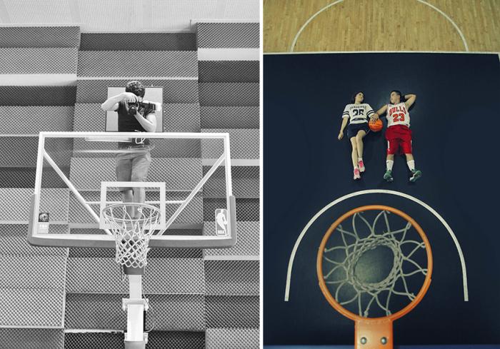 Баскетбол. Автор: Arjanmar Rebeta.