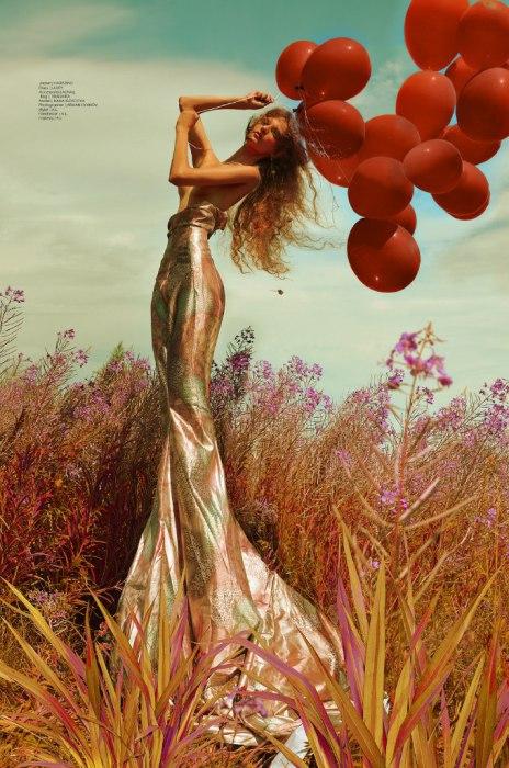 Воздушные шары. Автор работ: фотограф Арман Ливанов (Arman Livanov).