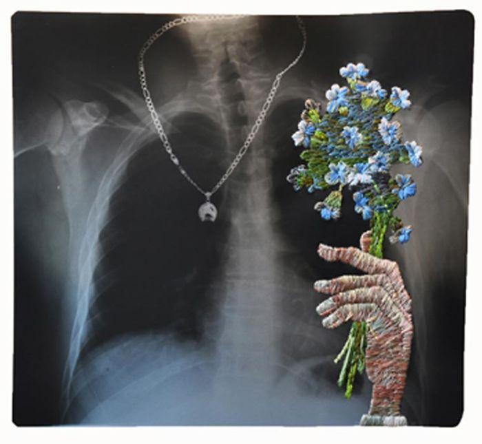 Букет полевых цветов. Автор: Matthew Cox.