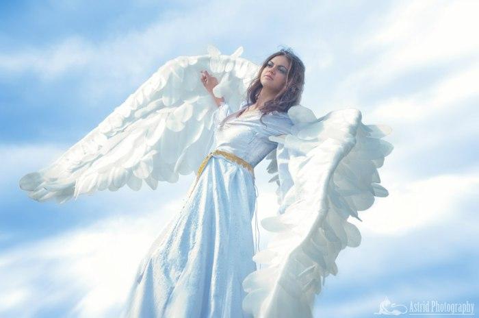 Ангел. Автор: Astrid.