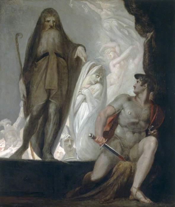 Тиресий.\ Фото: commons.wikimedia.org.