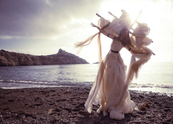 Sirens waiting for their souls... (Сирены в ожидании своей души...). Екатерина Белинская (Avine).