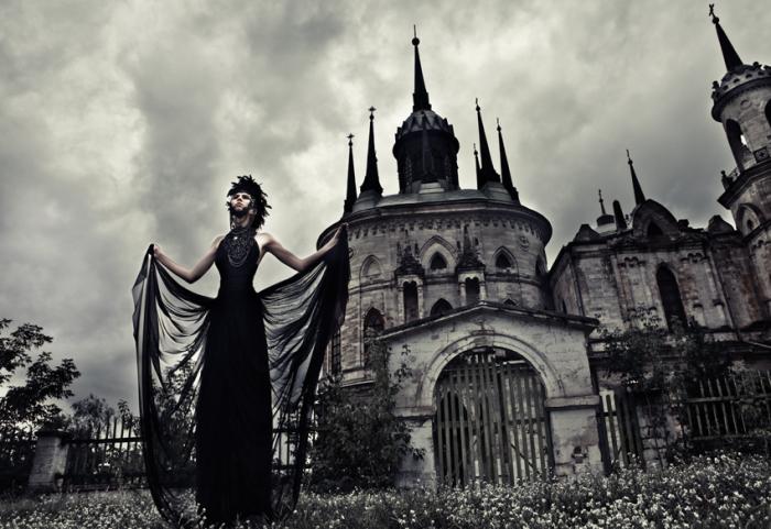 Witch. (Ведьма). Екатерина Белинская (Avine).