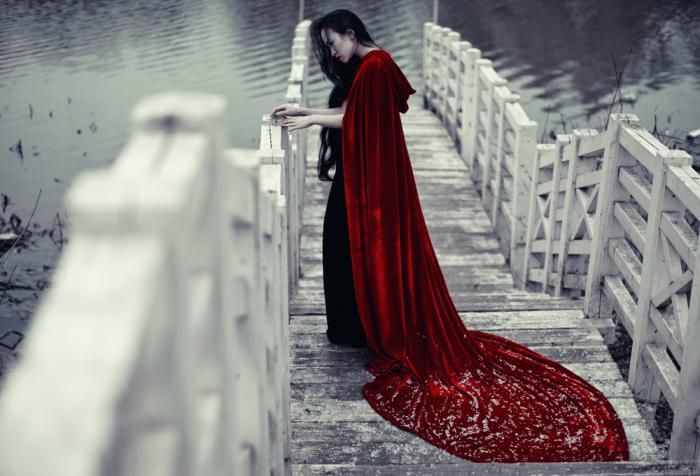 Snow whisper. (Снежный шепот). Екатерина Белинская (Avine).