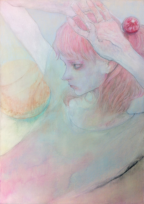 Иллюстрации Аю Накаты (Ayu Nakata).