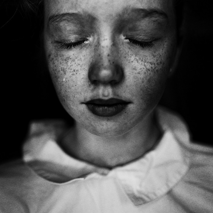 3 место: «Слеза». Автор фото: Ульяна Харинова, Россия.
